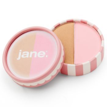 Jane Cosmetics Blushing Bronze Duo Compact