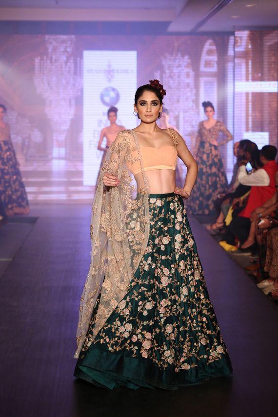 Shyamal and Bhumika Bridal Collection 2015 - Shyamal Bhumika - via WedMeGood