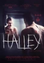 Halley es la original pelicula mexicana que trata sobre el viacrucis de un Zombie mexicano