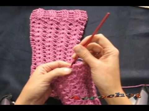 Medias Calentadoras a Crochet - Paso a Paso - YouTube