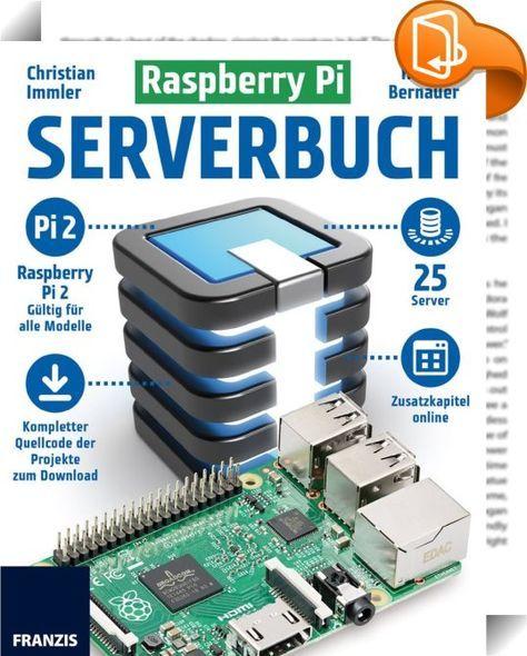 Mit 50 Euro zum eigenen Heimserver – das ist nicht möglich? Doch, mit dem Raspberry Pi bekommen Sie sogar ein geräuschloses und stromsparendes Arbeitstier. Außer der Platine benötigen Sie ein Netzteil, eine SD-Karte sowie Netzwerkkabel oder WLAN-Stick – dann an die Wand oder auf die Hutschiene im Schaltschrank, und keiner sieht die kleine Platine. Jetzt fehlt nur noch die richtige Software mit entsprechender Konfiguration. Schritt für Schritt, mit vielen Bildern, lernen Sie hier, wie Sie die… – René Hortig