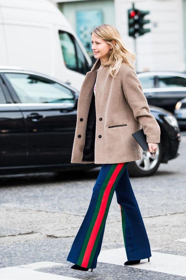 Street style à la Fashion Week automne,hiver 2018,2019 de Milan