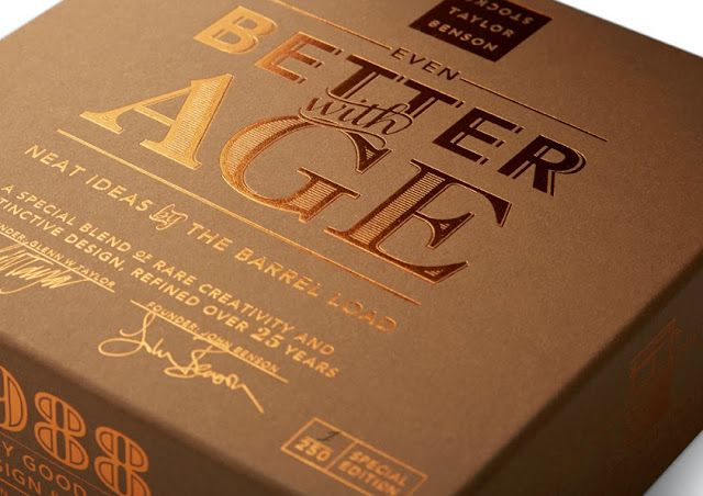 Even Better with Age on Packaging of the World - Creative Package Design Gallery
