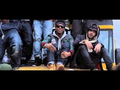 Pro Era - School High (Joey Bada$$, Dyemond Lewis, Kirk Knight, Nyck Caution) (Official Video) - YouTube