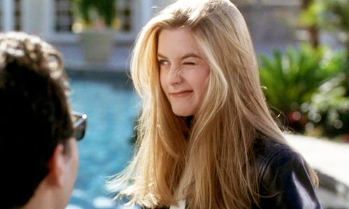 """""""mmm, slim to none."""" ☆ alicia silverstone as cher horowitz ☆ clueless"""