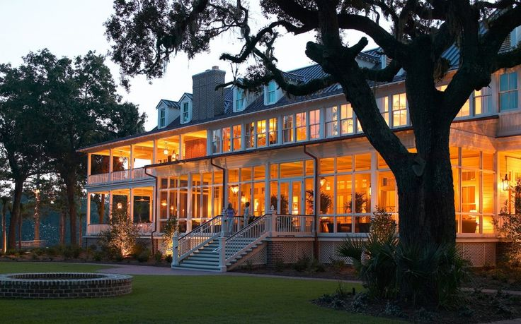 No. 14 Inn at Palmetto Bluff, A Montage Resort, Bluffton, South Carolina - World's Top 50 Hotels | Travel + Leisure
