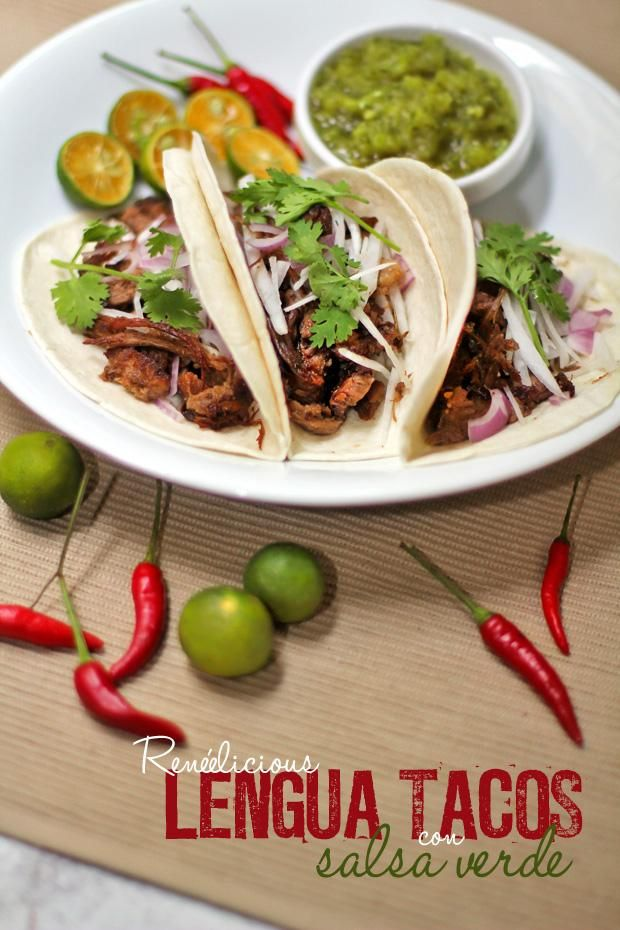 Tacos de lengua. One. Of the best. Tacos. You will ever. Taste. YEAH, BABY!!!!!!!!!!