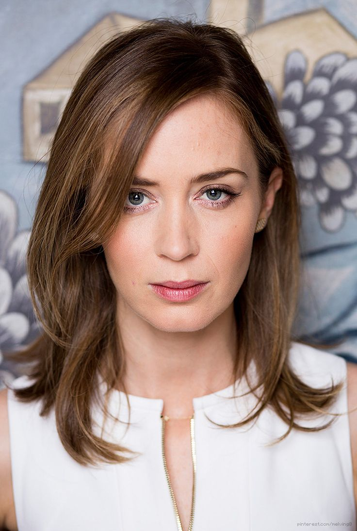 Awe Inspiring 1000 Ideas About Emily Blunt On Pinterest Emily Blunt Movies Short Hairstyles Gunalazisus