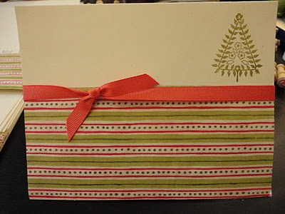 do it yourself :: Christmas cards   be merry, kate ...
