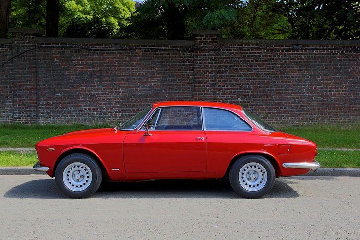 Alfa Romeo Giulia Sprint 1600 GTA Stradale