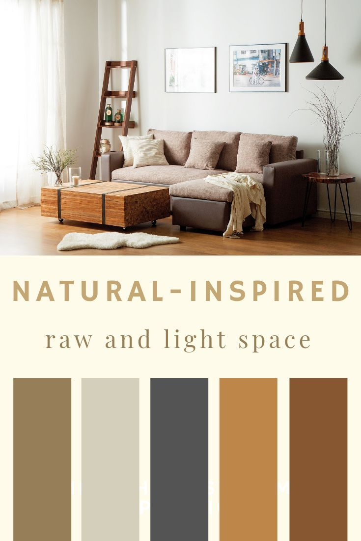 Neutral Colors Earth Tones And A Lot Of Country And Rustic Decor