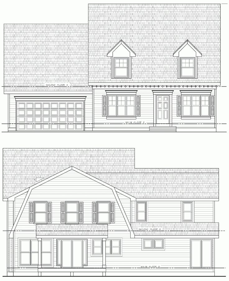 The Cape Cod Ranch Renovation Great Room Continued Kitchen: Best 25+ Second Floor Addition Ideas On Pinterest