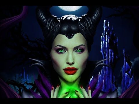 Maleficent / Angelina Jolie - Speed Art (Photoshop) | By Garson
