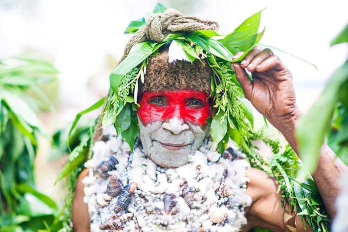 Tribes Unite At The Mount Hagen Cultural Show