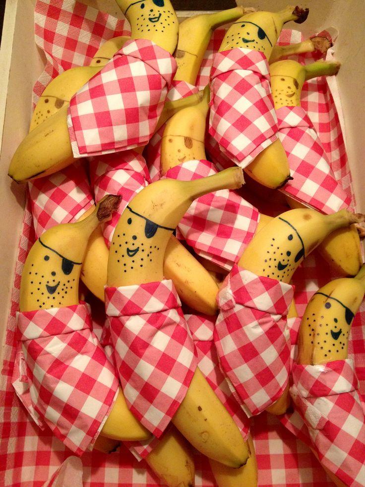 Piraat banaan