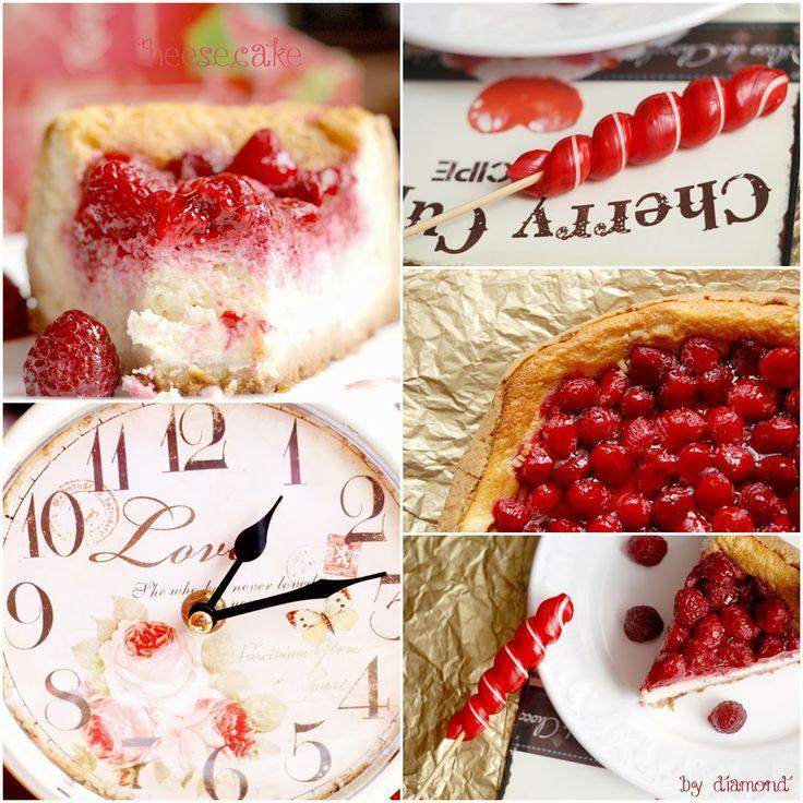 Diamond Cuisine!: Cheesecake