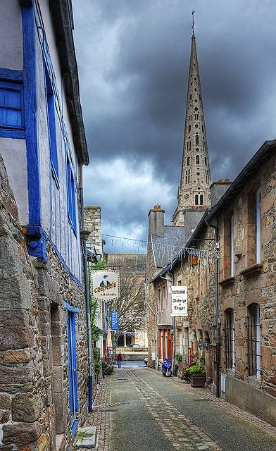 Tréguier, Côtes D'Armor, Bretagne, France