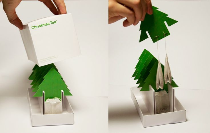 7 Christmas Packaging You Shouldn't Miss on Packaging of the World - Creative Package Design Gallery