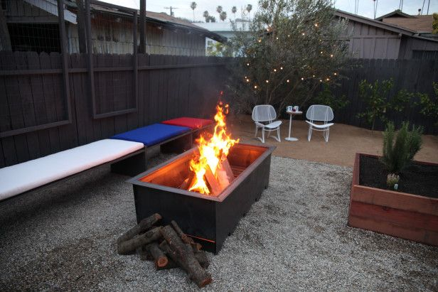 These Smashing Backyard Ideas Are Hot And Happening: 15 Cool Fire Pit Ideas16 Photos Add Some Excitement To A