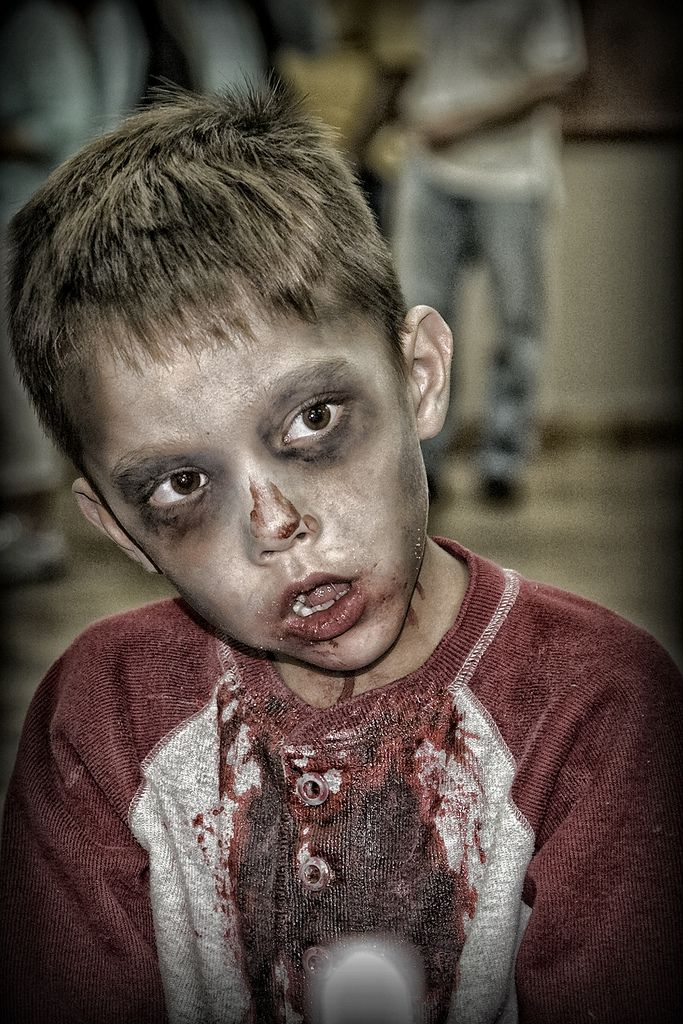 eating zombie child | by Sjafiroeddin, C