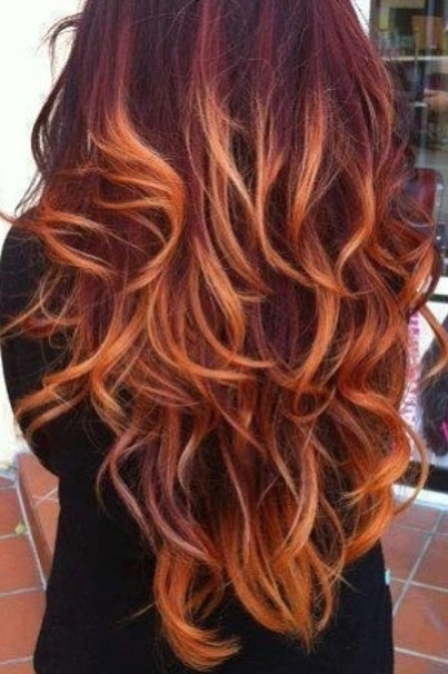 Groovy 1000 Images About Hair On Pinterest Burgundy Blonde Highlights Hairstyle Inspiration Daily Dogsangcom