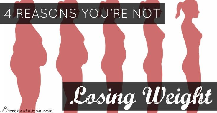 Today I'm sharing the most common reasons I find that my clients are still not losing weight, even after adopting a real food diet.