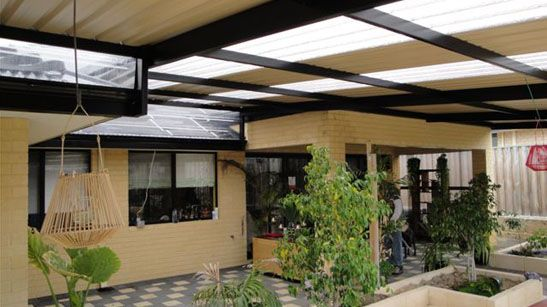 Homestyle Creations provide gable patios and other patio kits all over Perth.