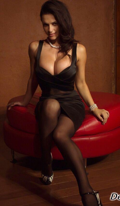 Denise Milani Orgasm 84