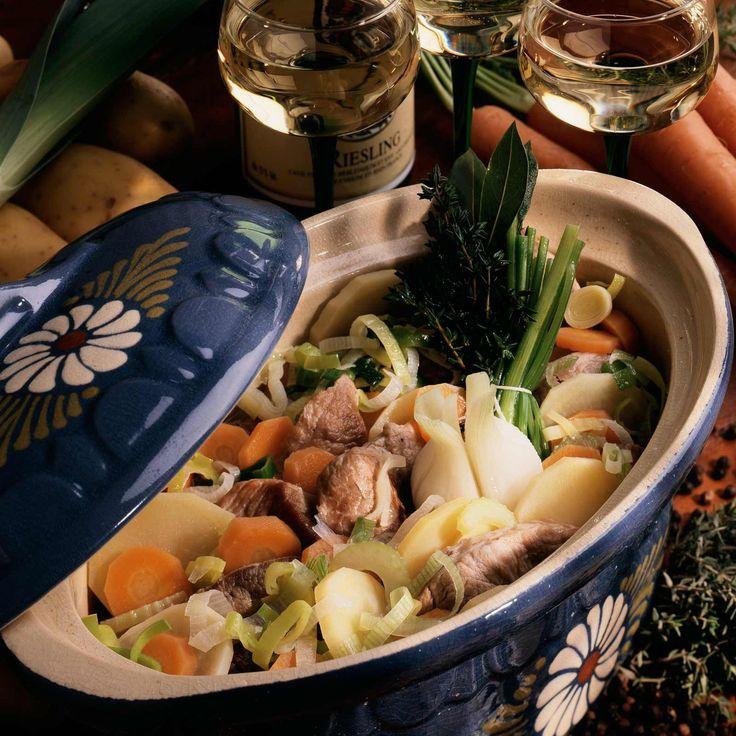 Découvrez la recette Baeckeoffe sur cuisineactuelle.fr.