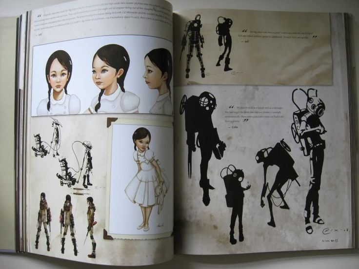 Deco Devolution: The Art of BioShock 2 - The BioShock Wiki - BioShock, BioShock 2, BioShock Infinite, news, guides, and more