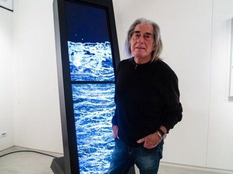 Fabrizio Plessi a Ravenna, un dialogo con il pubblico nel quale Plessi sarà affiancato dall'architetto e curatore indipendente Tobia Donà.