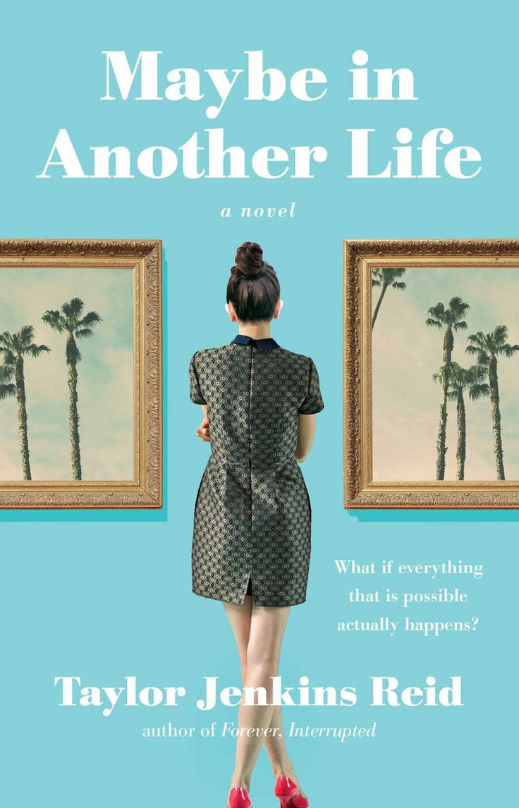 I'm reading Maybe in Another Life by Taylor Jenkins Reid this summer. Check out the 20 reads on my summer reading list! #summerreading