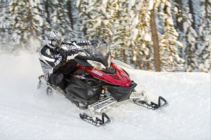 Yamaha Rs Vector Powder