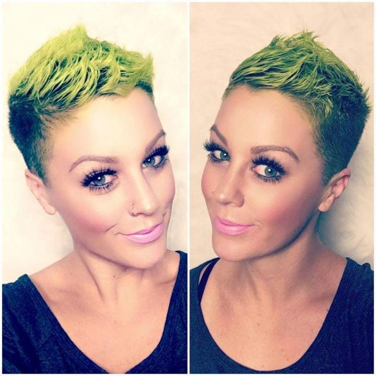 WOW!! 10 sehr gewagte und extrem kurze Frisuren! Diese Frauen beweisen, wie unglaublich schön sie wirken können! - Neue Frisur