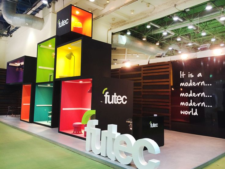 exhibit design trade show booth