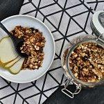Domácí+ořechová+granola