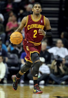 Kyrie Irving: Cleveland Cavaliers