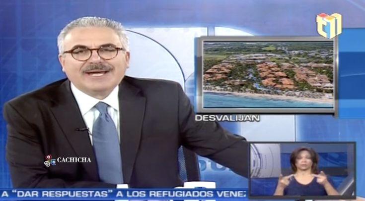 Argentinos Denuncian Que Entraron A Su Habitación Y Los Dejaron Sin Nada En Un Hotel De Punta Cana. Este Es El Nombre Del Hotel
