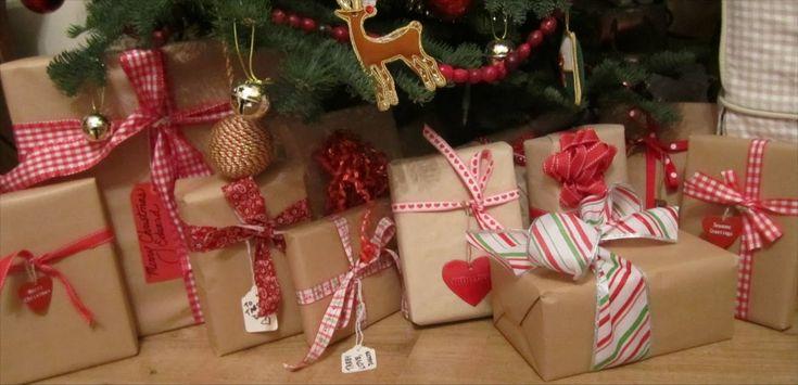 Feestelijk cadeaus inpakken: 7 ideetjes voor origineel verpakte kerstkado's