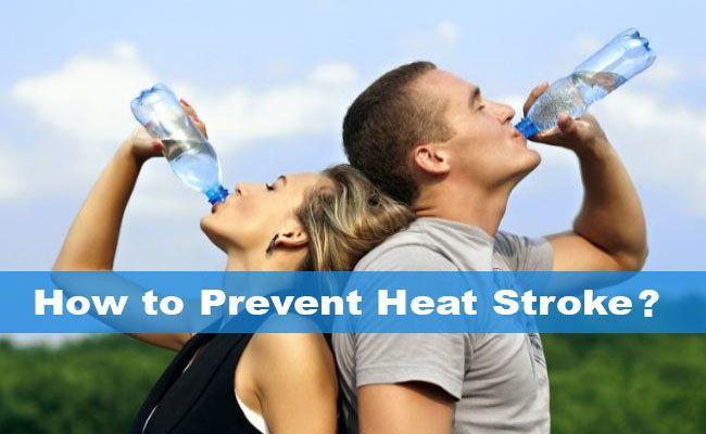How To Prevent Heat Stroke?   SurgicoMed.com