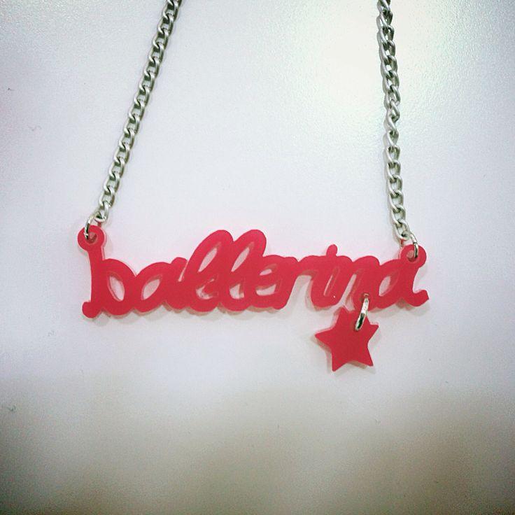Ballerina... for the dancers!!!