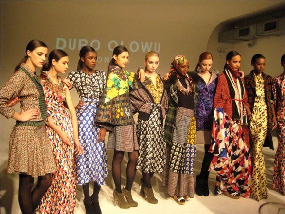 Duro Olowu seen by Bethann Hardison - Vogue.it