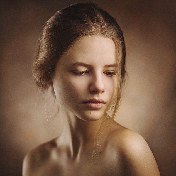 Portrait Photography by Paul Apal'kin  <3 !