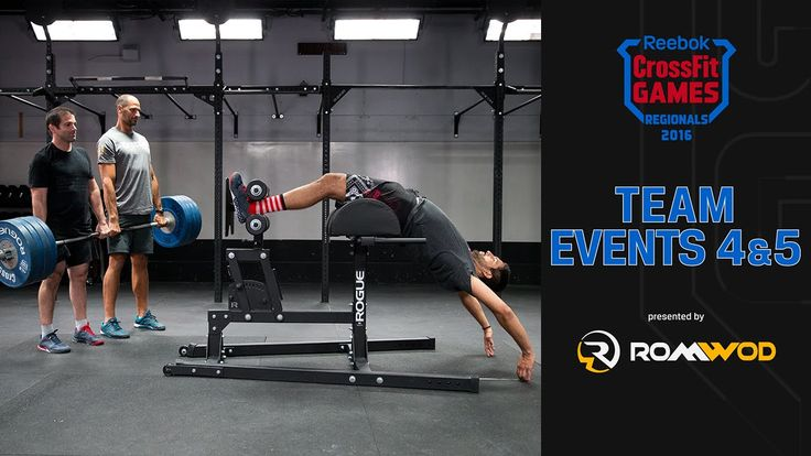 Pin On Crossfit Regional Events