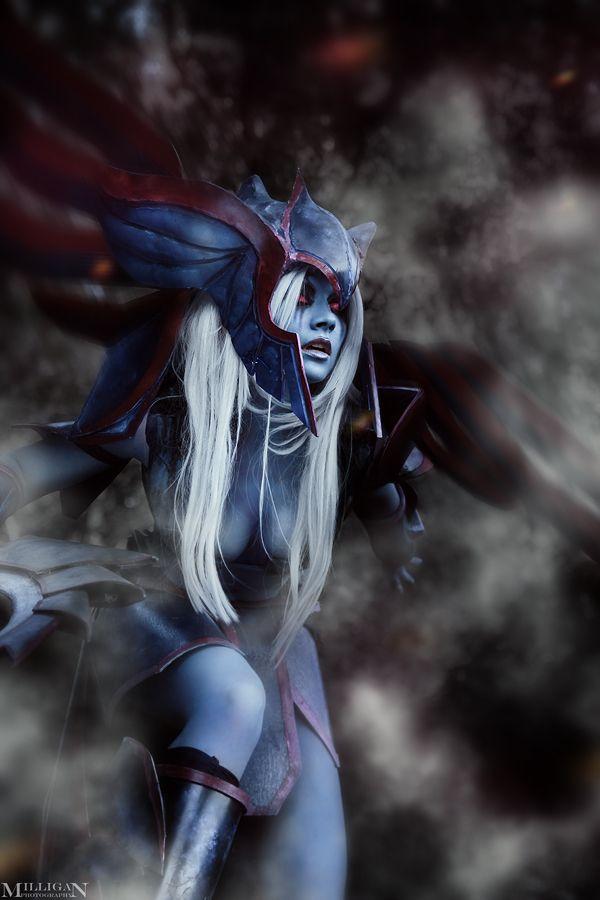 DotA 2 - Vengeful Spirit - Stay alert! by MilliganVick