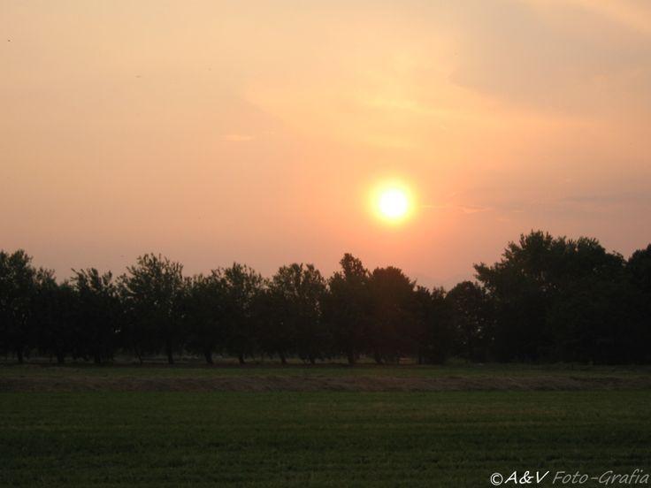ai margini del tramonto. A&V ©2011