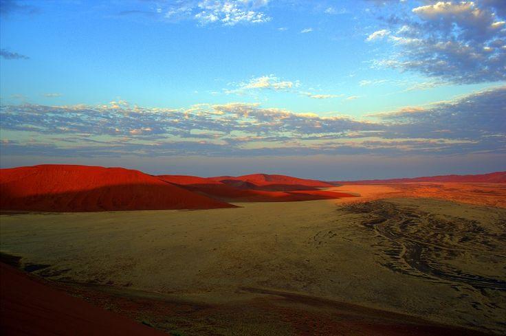 Orange POP. Namib National Park. #Namibia #Africa