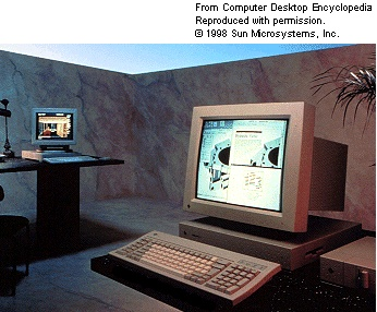 Sun Microsystems SPARCstation 1, 1989