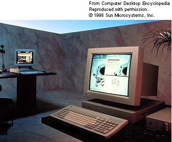 Sun Microsystems SPARCstation 1, 1989