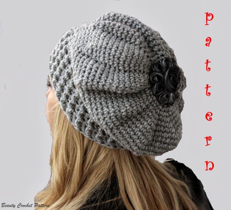 23 besten Mütze Bilder auf Pinterest | Babyschuhe, Strickmuster und ...